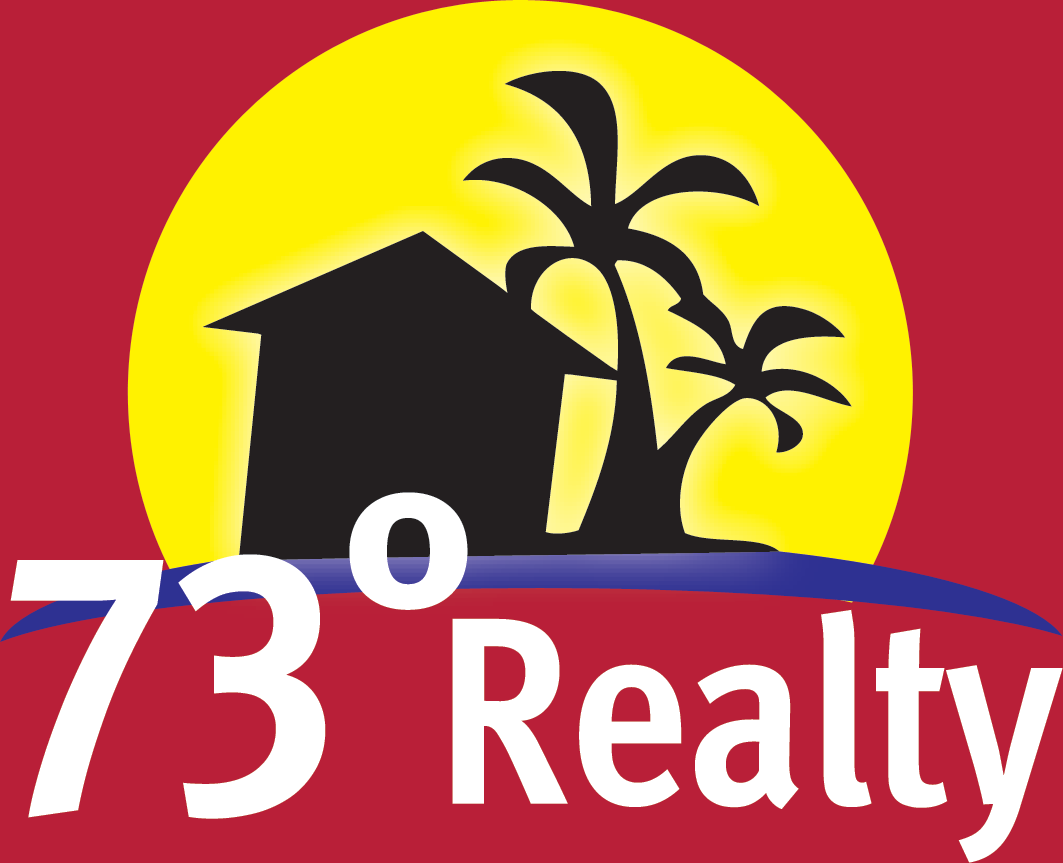 73 Degrees Realty Logo